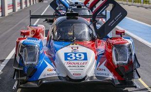 L'écurie parisienne Graff participe aux 24 Heures du Mans 2017 pour la première fois depuis 1993.
