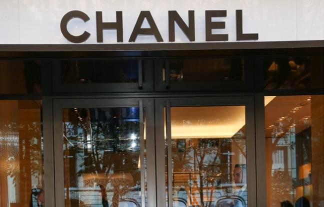magasin de chanel a paris