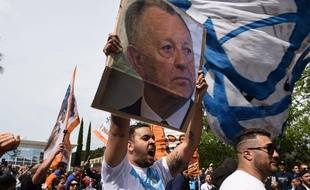 Les supporters marseillais sont (presque) prêts à tout pour vivre le dernier chapitre de leur aventure européenne en tête à tête avec JMA mercredi. Boris HORVAT
