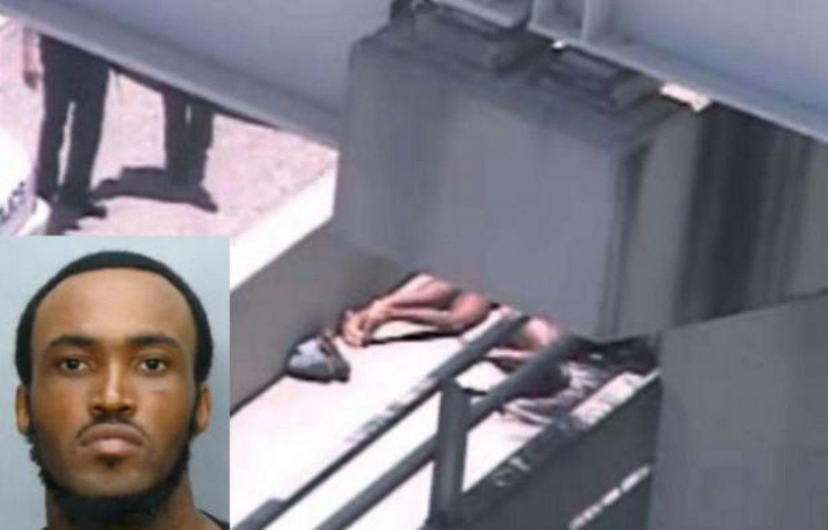 Rudy Eugene, abattu par la police de Miami le 26 mai, alors qu'il était en train de déchiqueter le visage d'un homme à coup de dents. – AP/SIPA