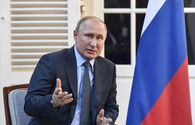 Manifestations des «gilets jaunes»: Ce qu'a vraiment déclaré Vladimir Poutine devant Emmanuel Macron