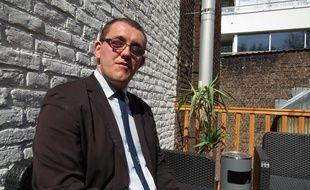 Nicolas Karasiewicz est le responsable de l'entreprise Tyrésias qui s'occupe de valoriser le handicap.