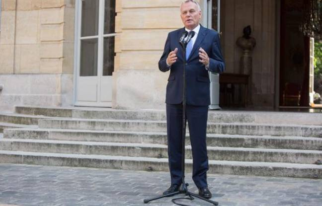 Le Premier ministre Jean-Marc Ayrault, le 17 juillet 2013 à Matignon.