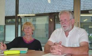 Marie-Pierre Rouger de Bretagne Ecologie soutiendra la candidature de René Louail.