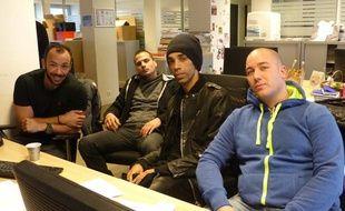 La Shtar Academy, premier groupe à avoir enregistré un album en prison