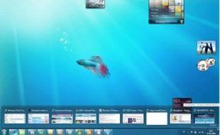 Windows 7, compatible avec 90 % des logiciels grand public, est très convivial.