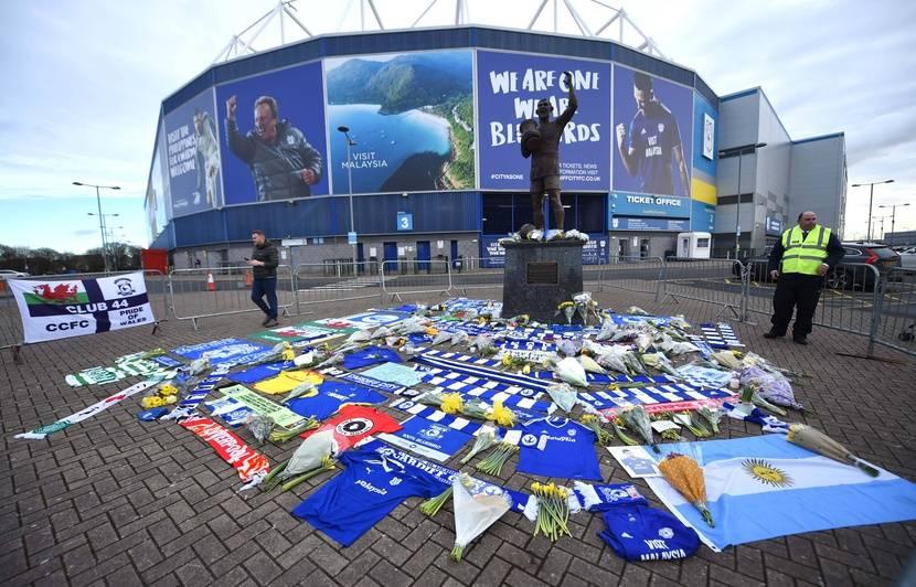 Mort d'Emiliano Sala: Pas de décision avant juin sur le premier versement de Cardiff à Nantes