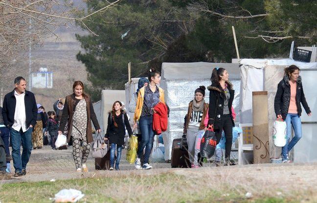 La France accueille 27 femmes yézidies et leurs enfants, victimes de Daesh
