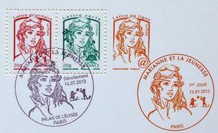 La Poste a annoncé que les tarifs du courrier augmenteraient en moyenne de 7% au 1er janvier 2015