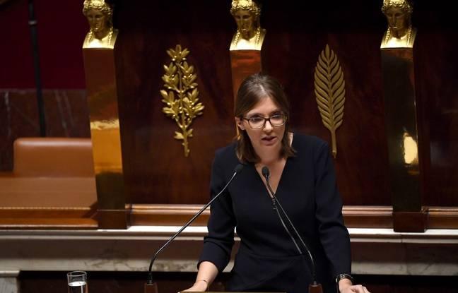 Assemblée nationale : Aurore Bergé candidate à la présidence du groupe LREM