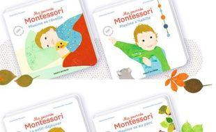 Parus chez Bayard Jeunesse, ces petits livres cartonnés s'adressent aux tout-petits aussi bien qu'aux parents.
