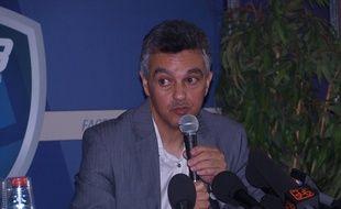 Rémy Lévy, le président du MHB.