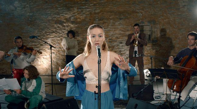 Une jeune chanteuse reprend le tube « Cabeza » d'Oboy en version lyrique