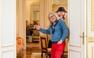 Pierre-Jean Chalençon, collectionneur ayant évoqué des repas dans des restaurants clandestins avec des ministres