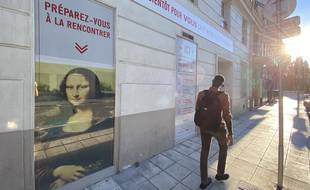 Le local de Nice doit ouvrir en décembre rue Saint-François-de-Paule
