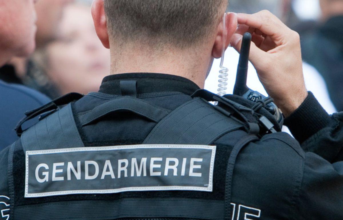 Illustration d'un gendarme, de la gendarmerie. – P.MAGNIEN / 20 MINUTES