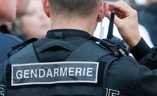 Illustration d'un gendarme, de la gendarmerie.