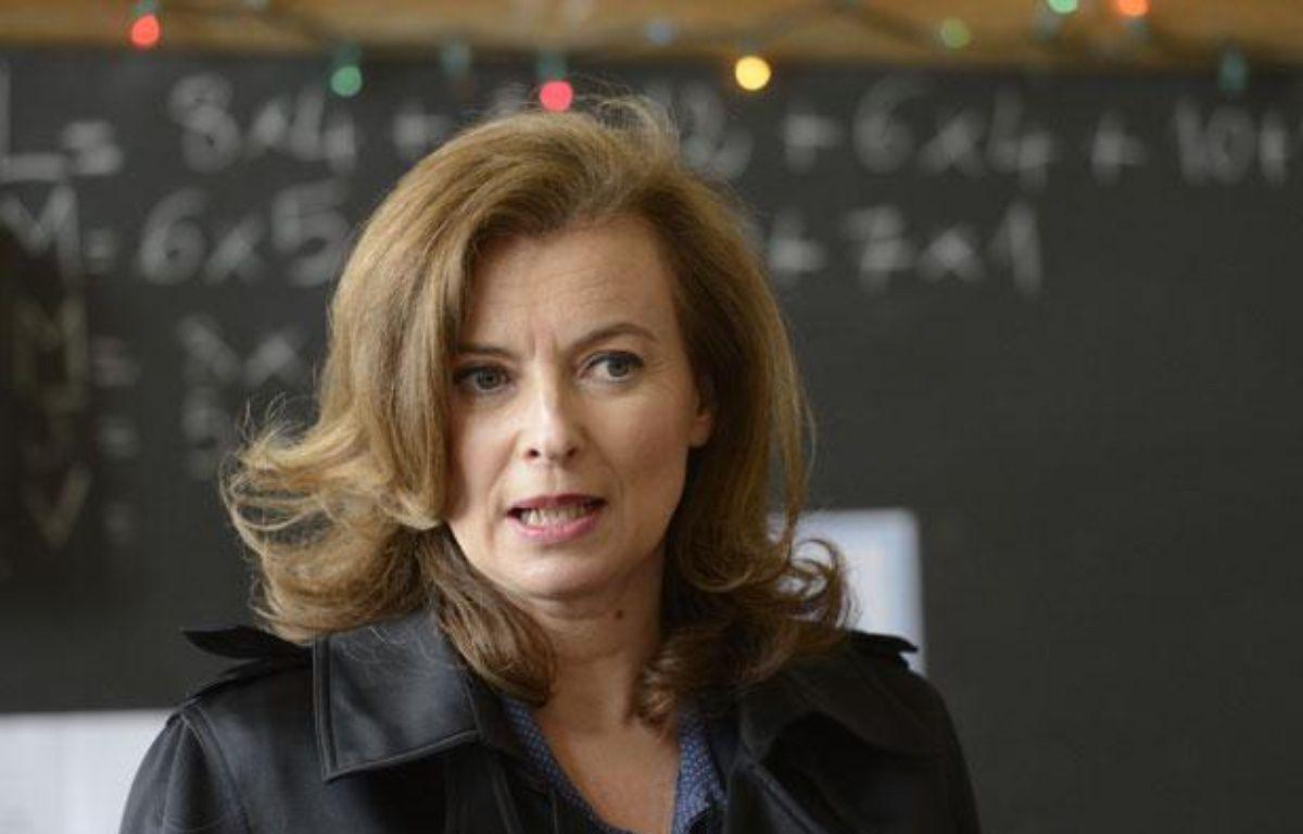 Valérie Trierweiler, le 21 mai à Chicago. – AFP