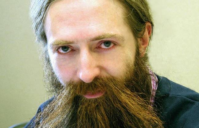 Le biogérontologue britannique Aubrey de Grey