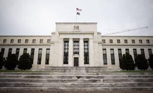 La Réserve fédérale américaine (Fed).