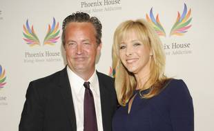 Les acteurs de «Friends» Matthew Perry et Lisa Kudrow