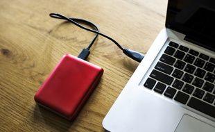Stocker ses fichiers sur un disque dur externe permet d'alléger son ordinateur.