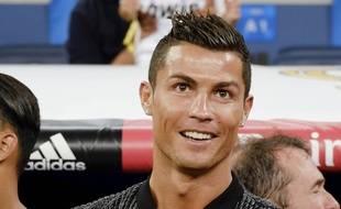 Le footballeur Cristiano Ronaldo