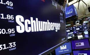 Image d'illustration du groupe pétrolier Schlumberger.
