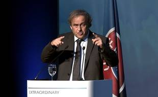 Michel Platini, anti-VAR assumé.