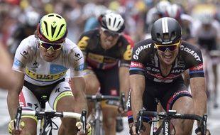Duel Sagan-Degenkolb au Tour de France 2015