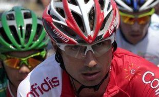 David Moncoutié (Cofidis) a abandonné vendredi le Tour de France après avoir été victime d'une chute dans la descente du col du Grand-Cucheron durant la 12e étape, a annoncé l'organisation.