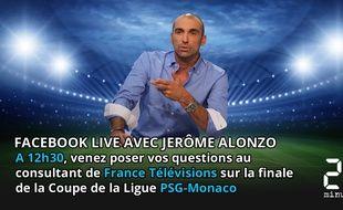 Jérôme Alonzo est notre invité