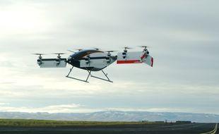 Le premier vol du prototype Vahana, le taxi volant d'Aibus.