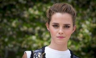 L'actrice Emma Watson