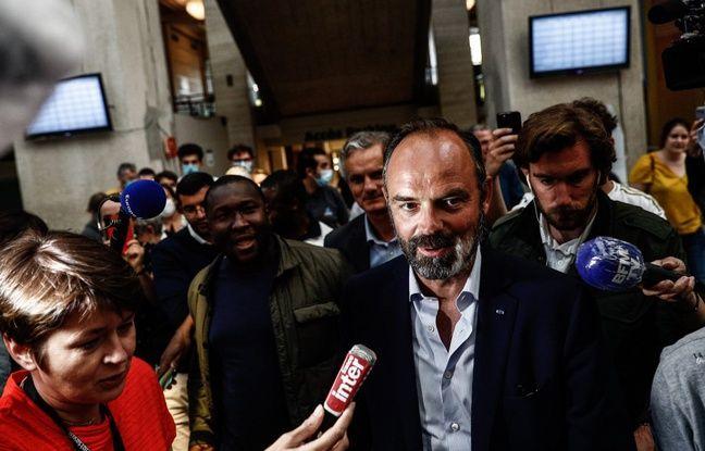 Le Havre : Edouard Philippe réélu maire par le conseil municipal
