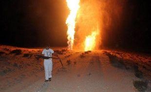 Un attentat a visé dimanche avant l'aube en Egypte le gazoduc fournissant Israël et la Jordanie, le 15e depuis 2011 contre cette installation, a rapporté dimanche l'agence officielle Mena.