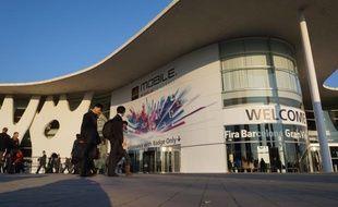 Le Mobile World Congress 2013 réunissait 1500 exposants et attendait près de 70 000 visiteurs.