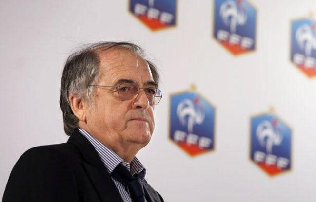 Noël Le Graët, le président de la FFF, le 3 juillet 2012, à Paris.