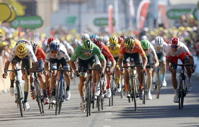 Tour de France 2019 EN DIRECT. Un dernier sprint et rideau, suivez l'étape des Champs en live