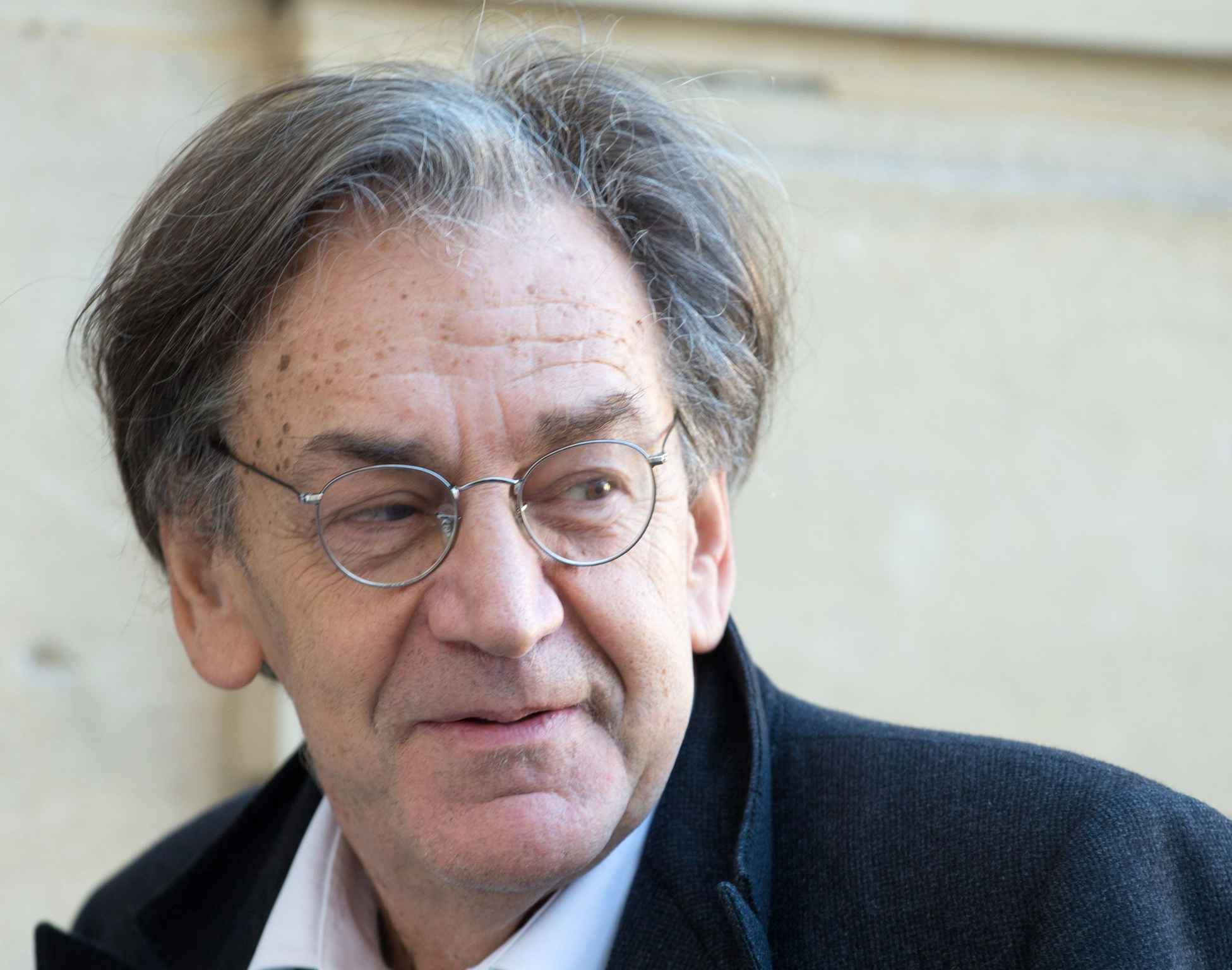 Académie française: Alain Finkielkraut devient Immortel ce ...