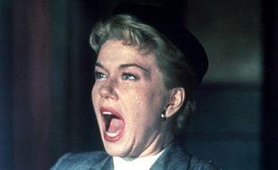 Doris Day dans «L'homme qui en savait trop» d'Alfred Hitchcock sorti en France en 1956.