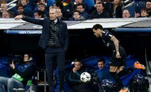 Zidane futur coach de Dani Alves? Ca paraît compromis