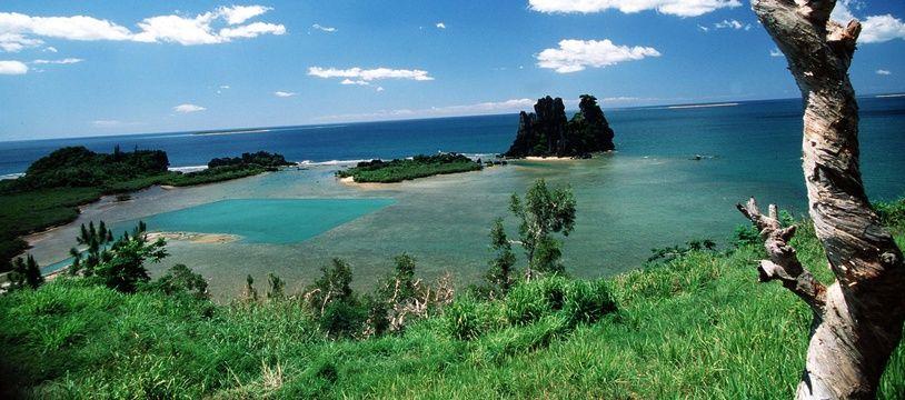 Illustration: La célèbre poule de Hienghene, sur la côte est de la Nouvelle-Calédonie.