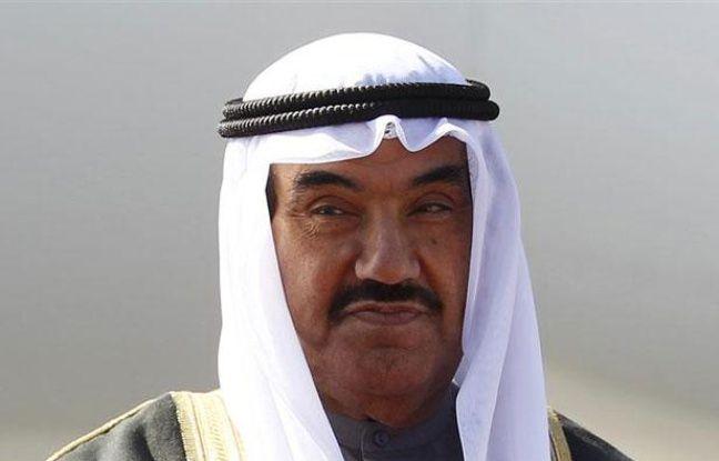 Le Premier ministre du Koweit, Nasser al Mohammad al Sabah, le 25 septembre 2011.