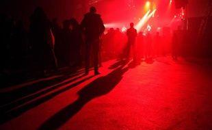 Des spectateurs assistent à la 36e édition des Transmusicales de Rennes, le 5 décembre 2014