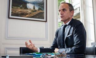 Frédéric Mion, directeur de Sciences Po