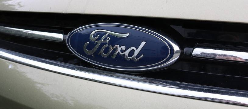 Le logo Ford.