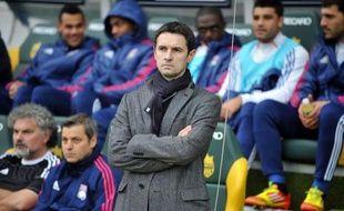 """Lyon (L1) a eu du mal et a mis du temps dimanche pour éliminer 2 à 0 un modeste club amateur de CFA, Luçon, en 16e de finale d'une Coupe de France où il ne reste plus que """"deux petits poucets"""", deux clubs de CFA (4e division), Bourg-Péronnas et Drancy."""