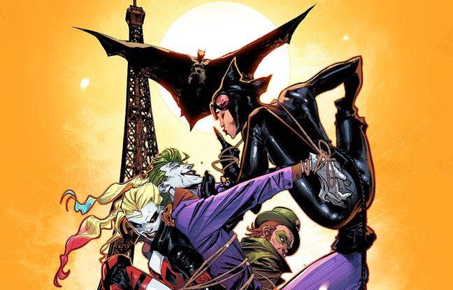 VIDEO. Comic Con Paris: 80 ans de Batman, légendes vivantes Marvel, stars à la française... Priorité au comics pour l'édition 2019