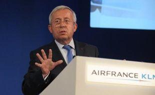 L'Etat, actionnaire minoritaire d'Air France-KLM, s'élève farouchement contre la prime de non-concurrence de 400.000 euros versée à l'ex-directeur général du groupe aérien, mais son veto, qui doit être officialisé jeudi, n'obligera pas l'intéressé à rembourser.